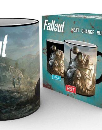 x_gye-mgh0111 Fallout 76 Bögre - Dawn hőre változós