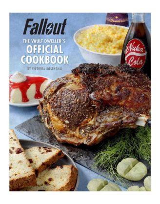 x_isc83397 Fallout Szakácskönyv - The Vault Dweller's Officiall Cookbook