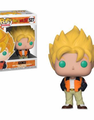 x_fk36394 Dragon Ball Z Funko POP! Figura - Goku (Casual) 9 cm