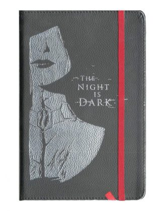 x_lc116snx Game of Thrones Jegyzetfüzet - The Night Is Dark LC Exclusive
