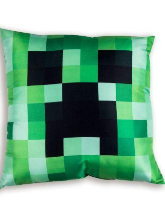 x_crw41080 Minecraft párna - Craft 40 x 40 cm
