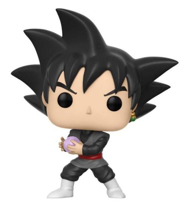 x_fk24983 Dragon Ball Funko POP! Figura - Goku Black 9 cm