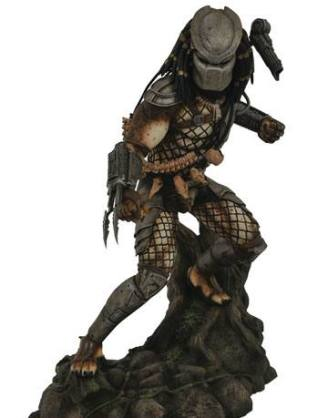 d_diamapr192538 Predator Movie Gallery PVC Szobor - Jungle Predator 25 cm