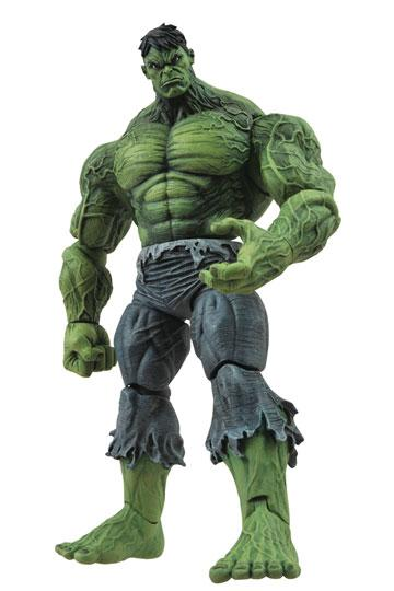 d_diamapr192541 Marvel Select Akciófigura - Unleashed Hulk 18 cm