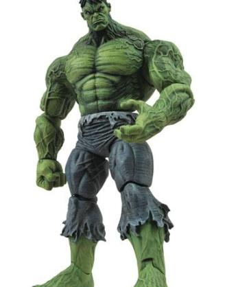 d_diamapr192541 Marvel Select Akciófigura - Unleashed Hulk 18 cm