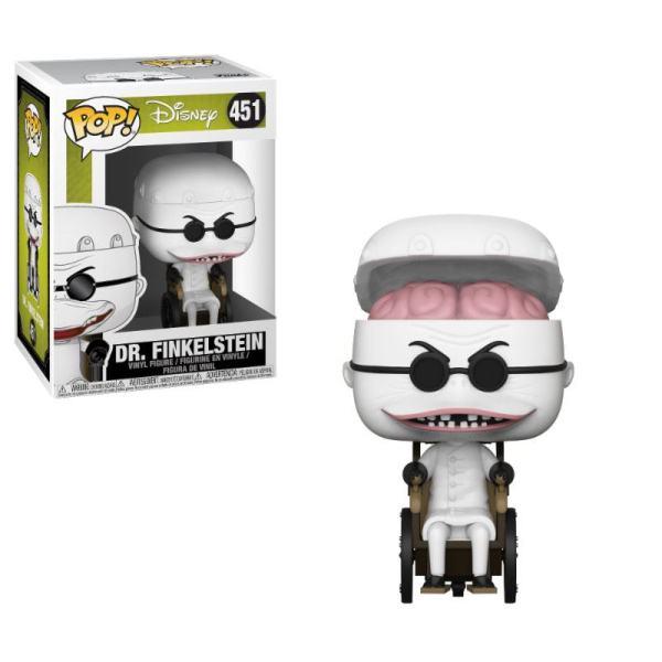 x_fk32839 Nightmare Before Christmas Funko POP! Figura - Dr. Finklestein 9 cm