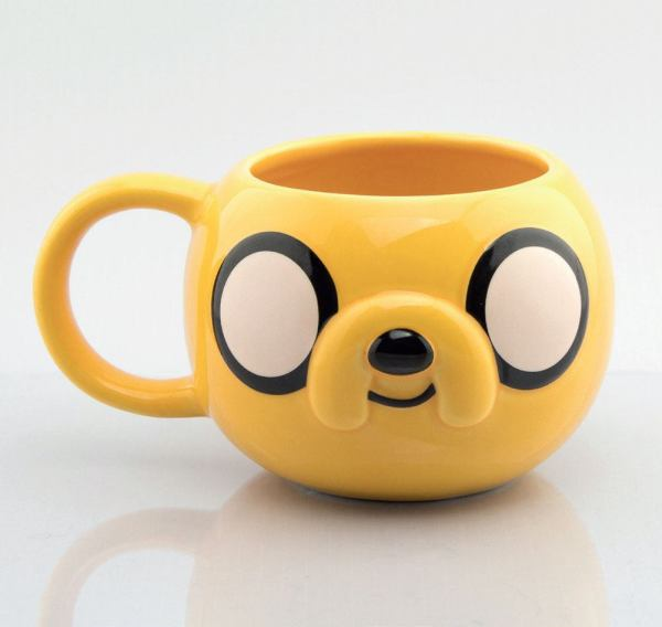 x_gye-mgm0001 Adventure Time 3D Bögre - Jake