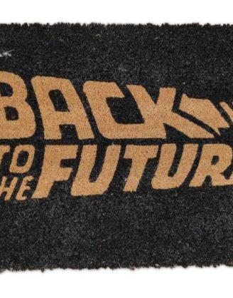 x_sdtuni22206 Back to the Future lábtörlő - Logo 43 x 72 cm