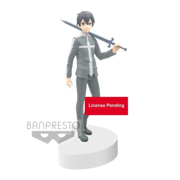 x_banp82665 Sword Art Online Alicization EXQ Figura - Kirito 23 cm