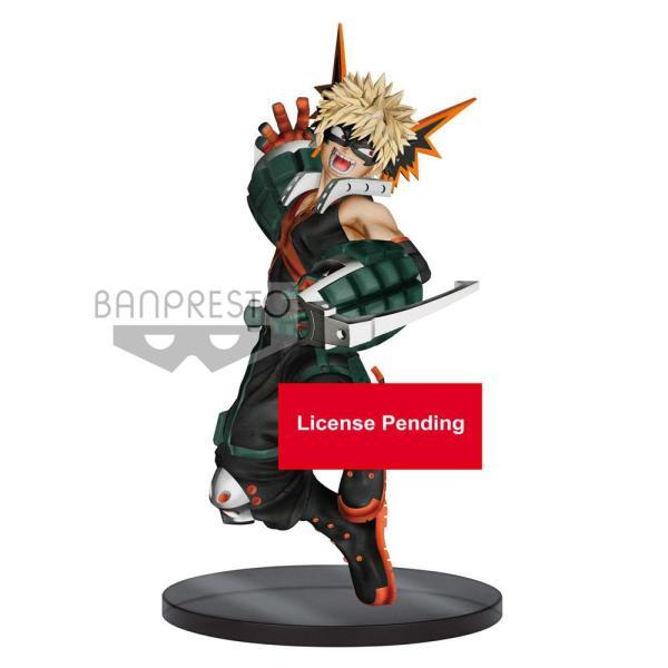 x_banp82672 Katsuki Bakugou 16 cm