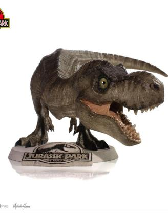 x_is31748 Jurassic Park Mini Co. PVC Figure Tyrannosaurus Rex 24 cm