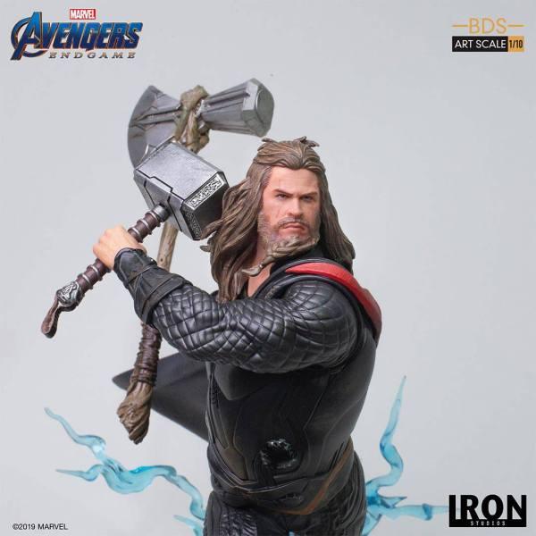 x_is89967 Avengers Endgame BDS Art Scale Szobor - 1/10 Thor 27 cm