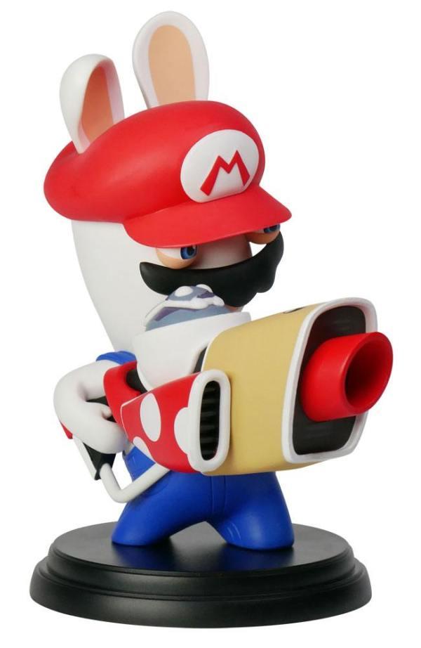 x_ubi300093018 Mario + Rabbids Kingdom Battle PVC Figura - Rabbid-Mario 16 cm