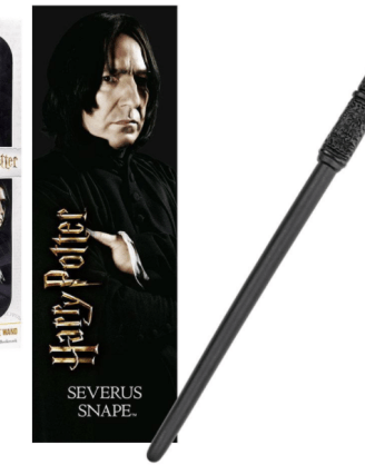 Harry Potter PVC Wand Replica Severus Snape 30 cm-NOB6323