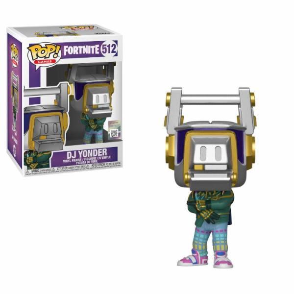 x_fk39050 Fortnite Games Funko POP! figura - DJ Yonder 9 cm