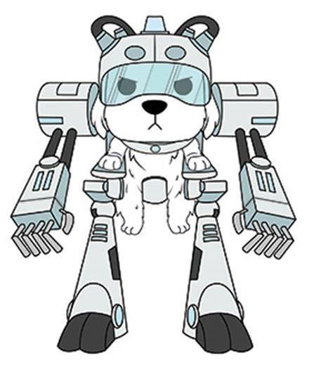 x_fk40249 Rick and Morty Oversized POP! Funko POP! figura - Exoskeleton Snowball 15 cm