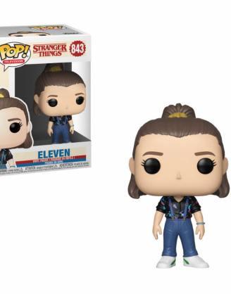 x_fk40954 Stranger Things Funko POP! figura - Eleven 9 cm