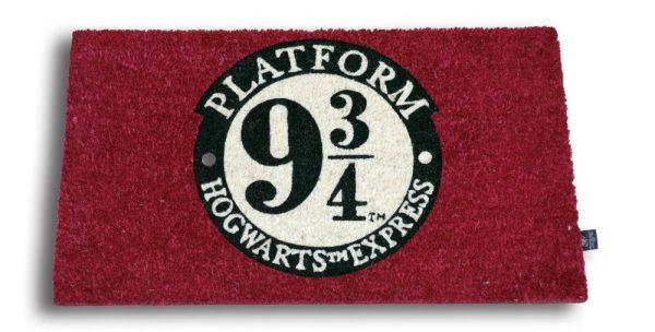 x_sdtwrn22195 Harry Potter lábtörlő - Platform 9 3/4 43 x 72 cm