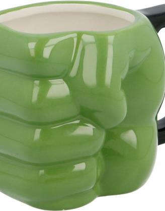x_str90989 Marvel Comics 3D bögre - Hulk Fist