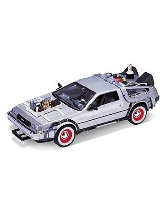 d_well3276973 Back to the Future III Diecast Model 1/24 - ´81 DeLorean LK Coupe