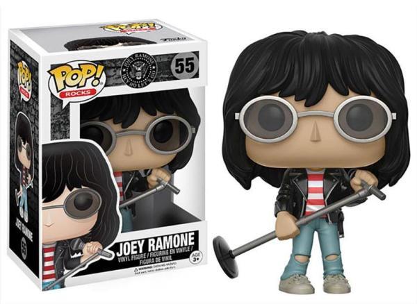 x_fk14350 Ramones POP! Rocks figura - Joey Ramone 9 cm