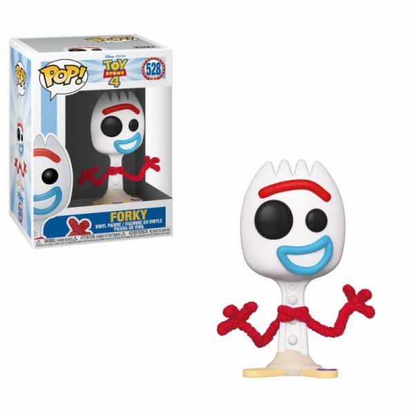 x_fk37396 Toy Story 4 Funko POP! figura - Forky 9 cm