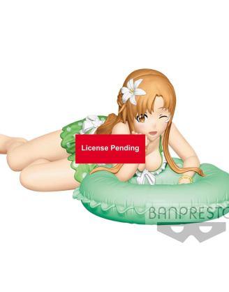 x_banp85215 Sword Art Online Memory Defrag EXQ PVC Szobor - Asuna 17 cm