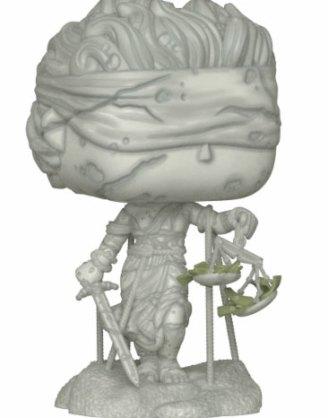 x_fk34888 Metallica Funko POP! Rocks Figura - Lady Justice 9 cm