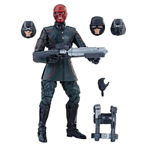 x_hase2446 Captain America: The First Avenger Marvel Legends Akciófigura - Red Skull 15 cm