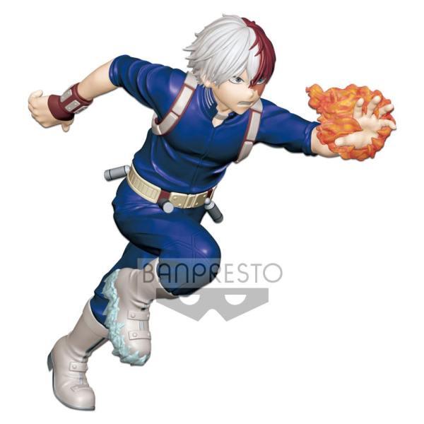 x_banp82675 My Hero Academia Enter The Hero PVC Szobor - Shoto Todoroki 15 cm