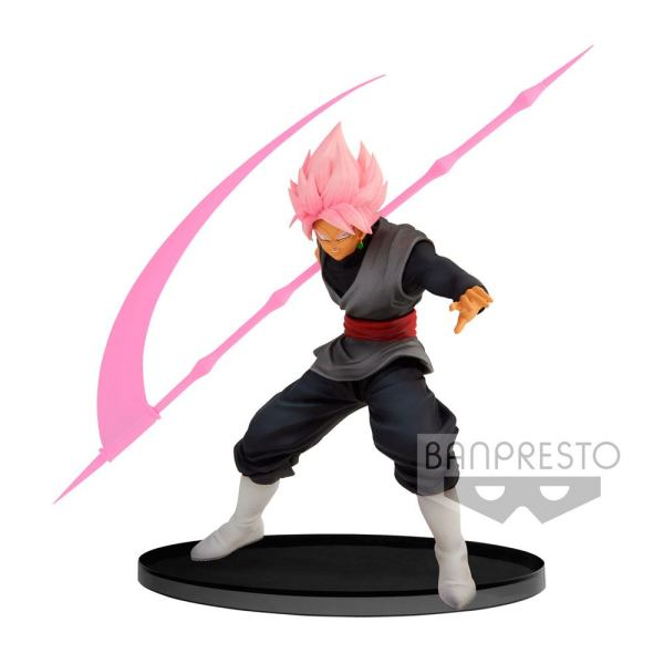 x_banp85449 Super Saiyan Rose Goku Black Ver. A 14 cm