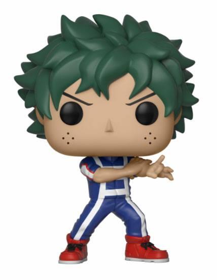 x_fk32129 My Hero Academia POP! figura - Deku (Training)