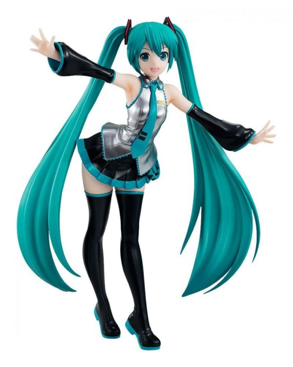 x_gsc94104 Character Vocal Series 01 PVC Szobor - Pop Up Parade Hatsune Miku 17 cm