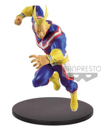 My Hero Academia The Amazing Heroes PVC Szobor - All Might 21 cm