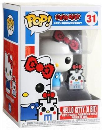 Hello Kitty Funko POP! Figura - Hello Kitty Anniversary 9 cm