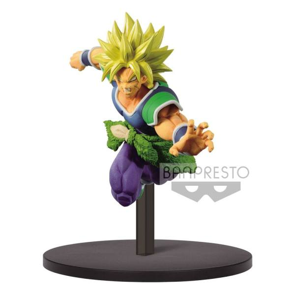 Dragon Ball Super Match Makers Szobor - Super Saiyan Broly 18 cm
