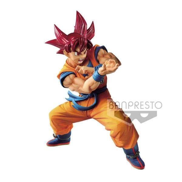 Super Saiyan God Son Goku 17 cm