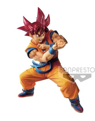 Super Saiyan God Son Goku 17 cm