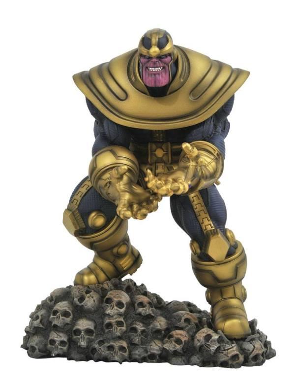 Marvel Comic Gallery PVC Szobor - Thanos 23 cm