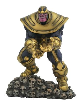 Marvel Comic Gallery PVC Szobor - Thanos 23 cm