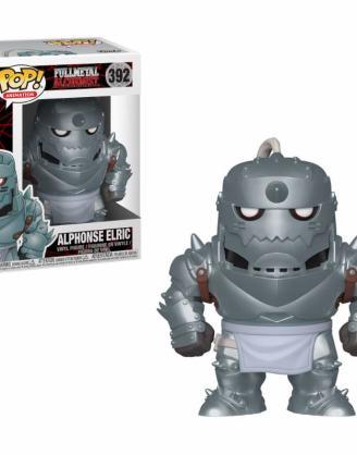 Fullmetal Alchemist Funko POP! Figura - Alphonse Elric 9 cm