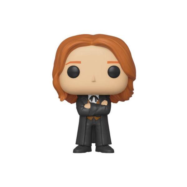 Harry Potter Funko POP! Figura - George Weasley (Yule) 9 cm