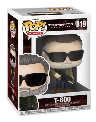 Terminator: Dark Fate Funko POP! Figura - T-800 9 cm