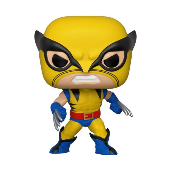 Marvel 80th Funko POP! Figura - Wolverine (First Appearance) 9 cm