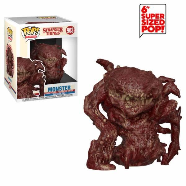 Stranger Things Super Sized Funko POP! figura - Monster 15 cm