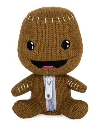 LittleBigPlanet Stubbins Plüss Figura - Sackboy 20 cm