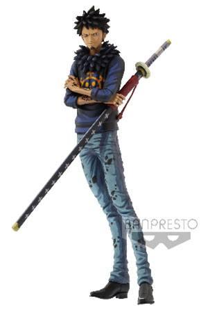 x_banpbp19849 One Piece Grandista PVC Szobor - Trafalgar Law Manga Dimensions 30 cm