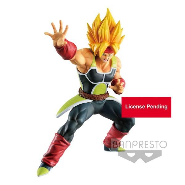 Dragon Ball Z Posing Series PVC Szobor - Super Saiyan Bardock 17 cm