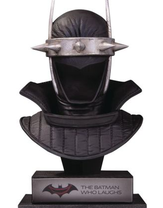 DC Gallery Bust 1/2 - The Batman Who Laughs Cowl 26 cm