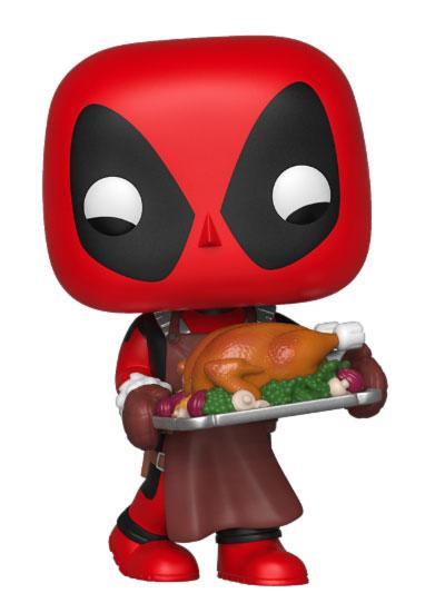 Marvel Holiday Funko POP! Figura – Deadpool 9 cm